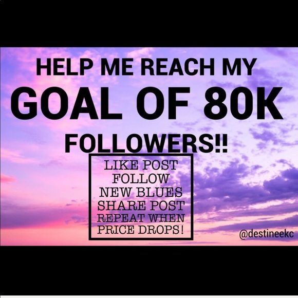KEEP SHARING THIS POST!🎊 Other - NEW FOLLOW GAME!💕🎉🥳 FOLLOW/SHARE/LIKE!!🌺✅